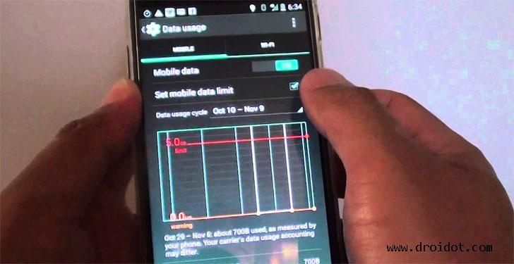 Daftar Aplikasi Pembatas Kuota Internet Android