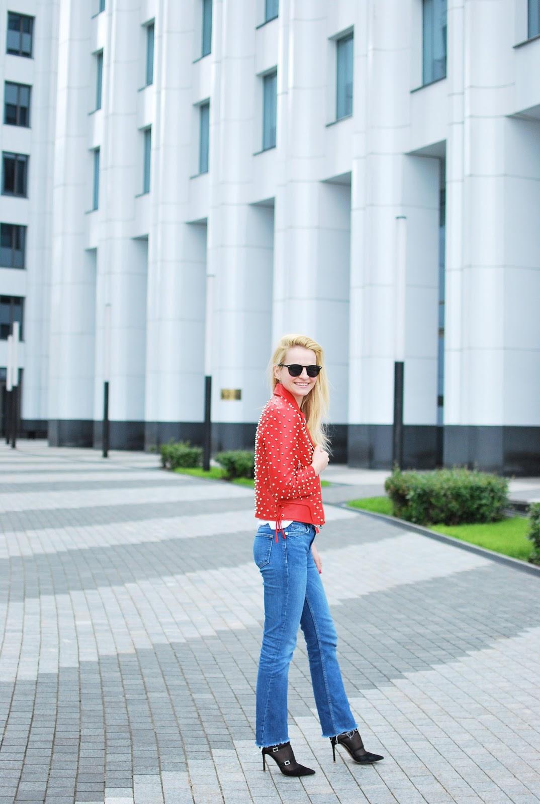 фото модный, модные джинсы лук, look de moda, popular bloguera, moda joven