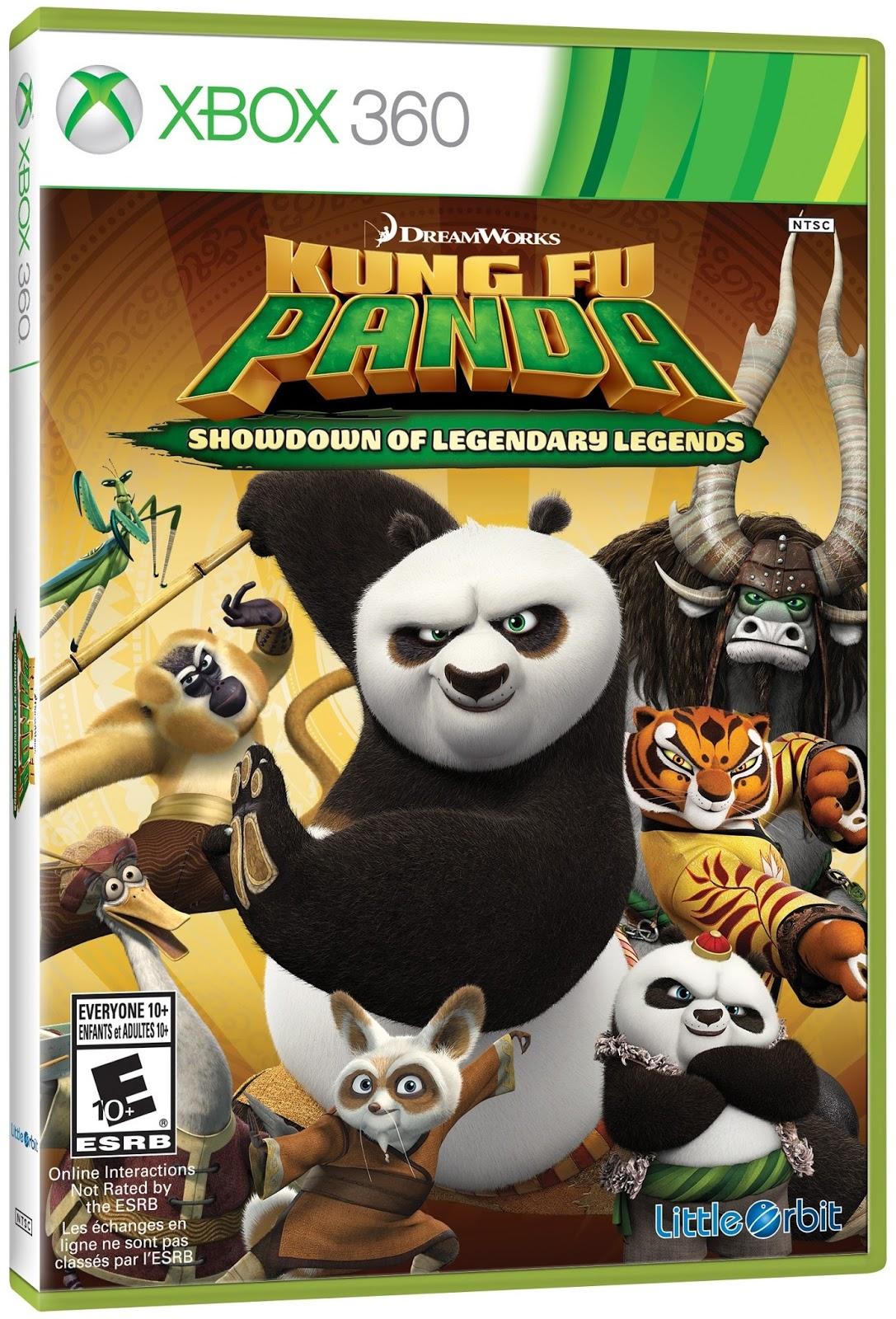 kung fu panda showdown of legendary legends us x360jpg b69c07 - kung fu panda showdown of legendary legends xbox 360