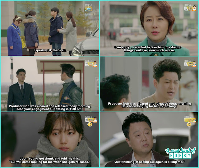 No eul release form the prison - Uncontrollably Fond - Episode 11 Review - Kdrama 2016