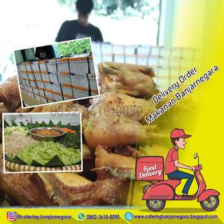 delivery order makanan banjarnegara, catering murah banjarnegara, 0852-3610-0090