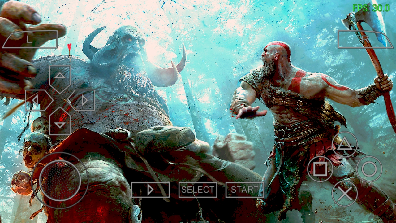 god of war 3 highly compressed 1mb for android