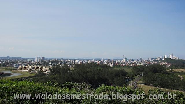 Vista do alto do Morro da Guarita