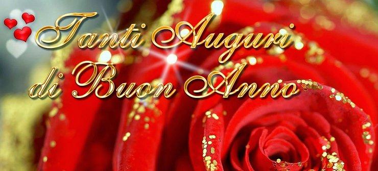 Tanti Auguri Di Buon Anno E Grazie Per Seguirci Dio Vi Benedica Tutti