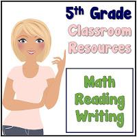 5th Grade Classroom Resources