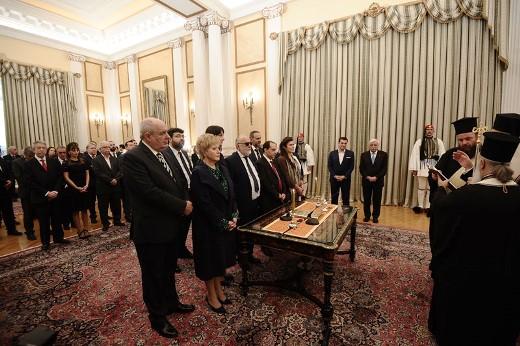 Κυριακή πρωί το πρώτο υπουργικό συμβούλιο της ....νέας κυβέρνησης.