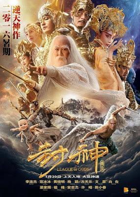 Xem Phim Phong Thần Bảng Truyền Kỳ - League of Gods (2016)