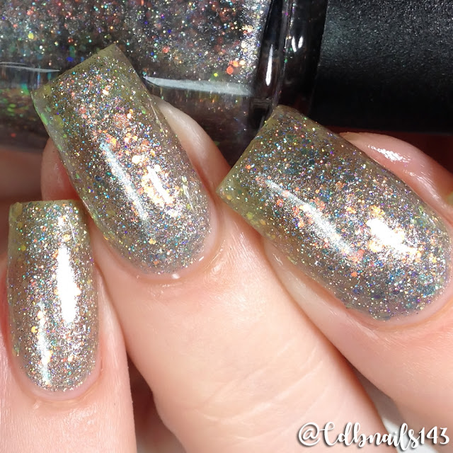 Lollipop Posse Lacquer-The Future is Coming On