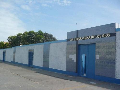 Colegio JUNIOR CESAR DE LOS RIOS - Callao