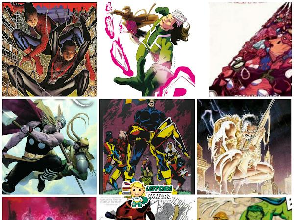 Lançamentos: Panini Comics - Marvel Comics e Star Wars [atualizada]