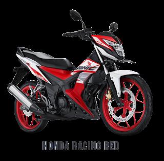 Pilihan Warna Baru Sonic 150R 2017 Honda Racing Red Dealer Honda Sejahtera Mulia Motor Cirebon