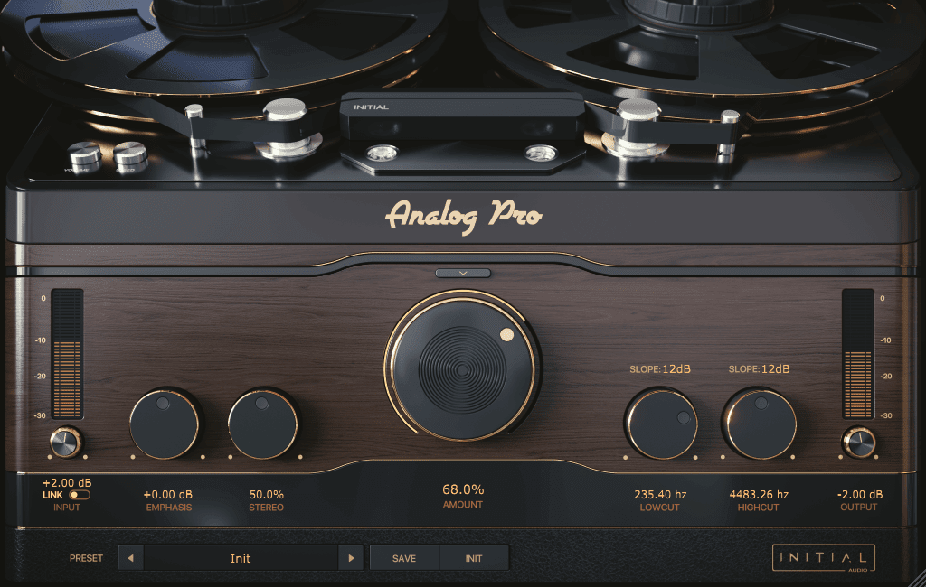 Initial Audio - Analog Pro Full version FOR FREE