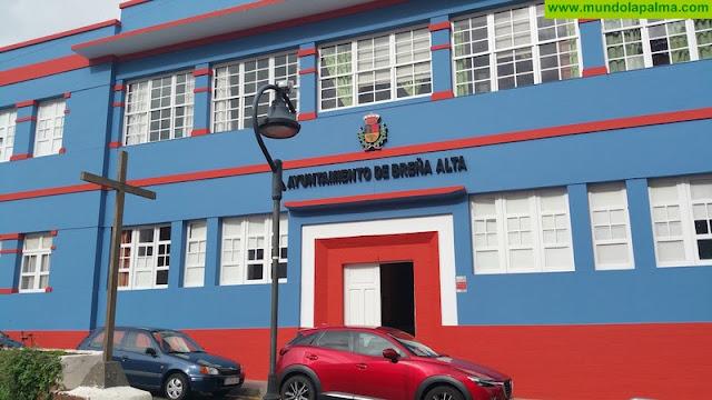 Breña Alta suspende todas las actividades extraescolares previstas para hoy