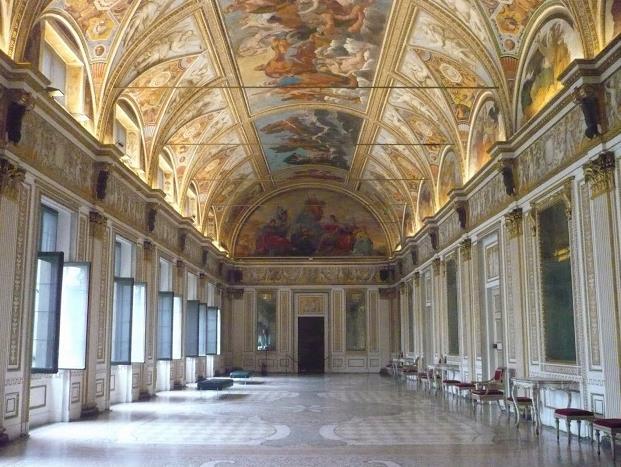 Sala degli Specchi di Palazzo Ducale