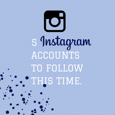 5 C&C Instagram accounts to follow