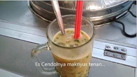 Kuliner Pemalang - Es Cendol Mas Busro, Maknyes...