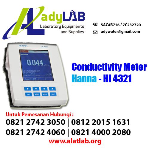 harga conductivity meter di Bandung, Lampung, Bogor, Jakarta