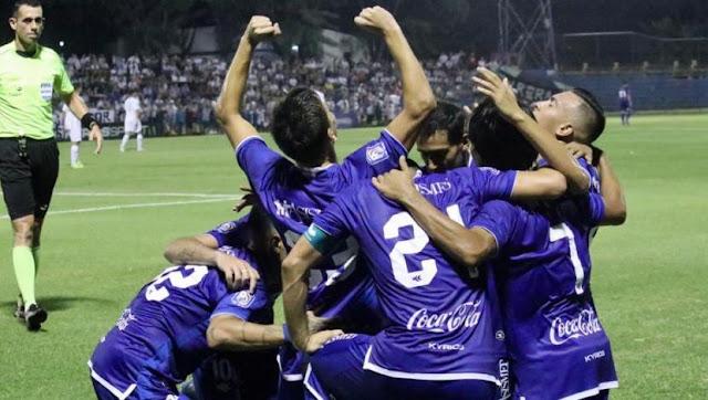 Mineros de Guayana vs Sol de América por la primera ronda de la Copa Sudamericana 2019.