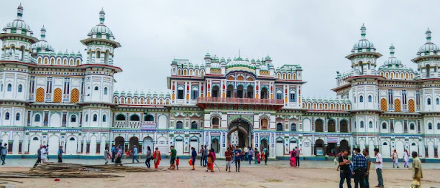 Janaki Temple at Janakpur included on UNESCO World Heritage List to be likely