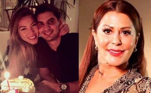 Hija de Alejandra Guzmán la acusó de tener una relación con su ex