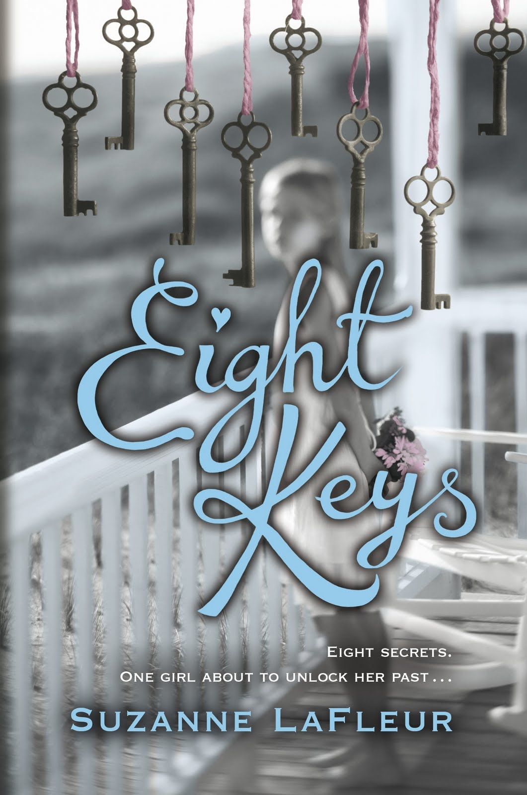 Daisy Chain Book Reviews Book Review Eight Keys by