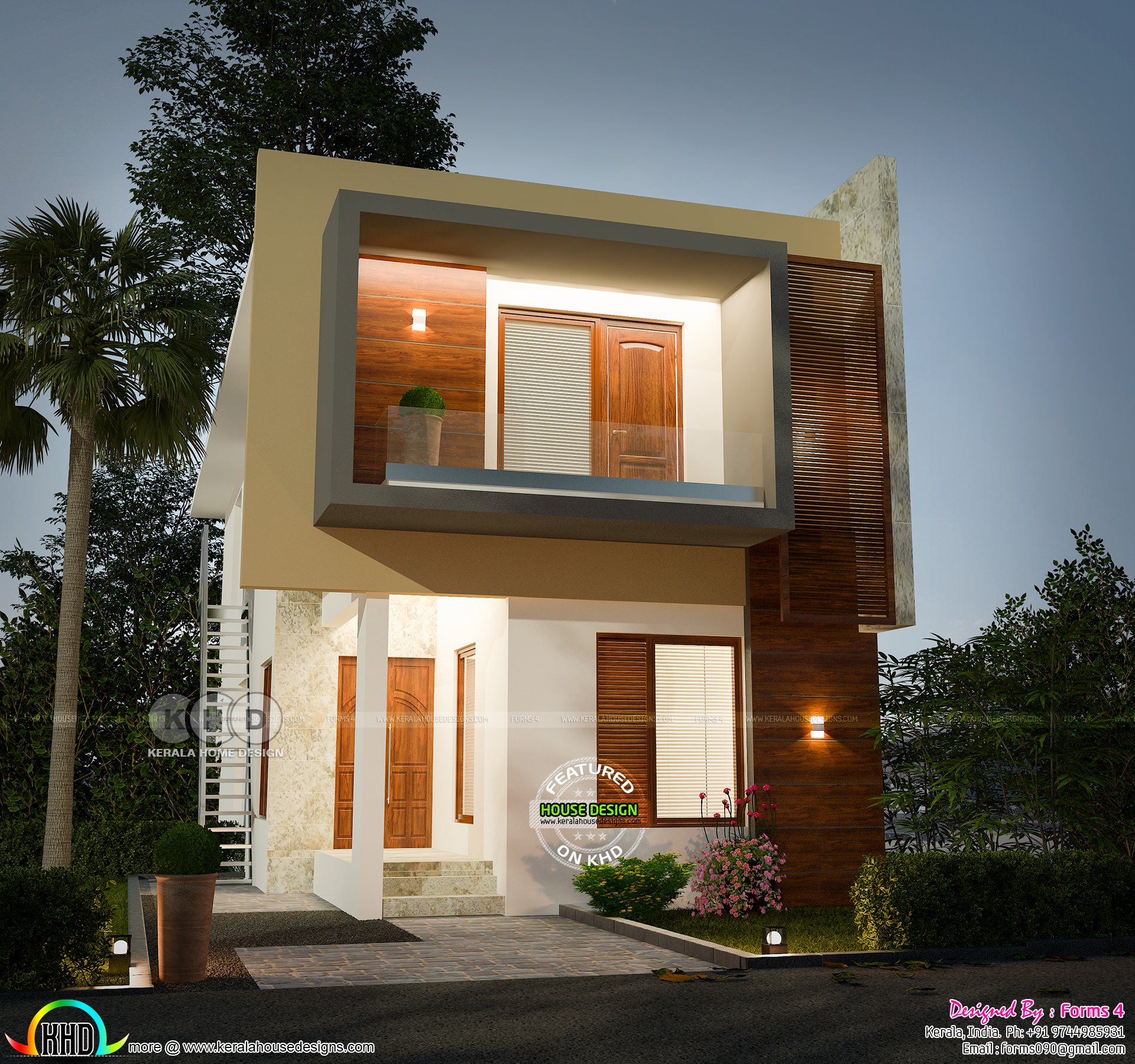 Kerala Home Design And Floor Plans 2018