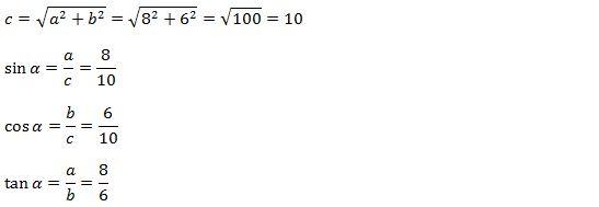 Perbandingan Trigonometri Sudut spesial Beserta Contoh Soal Perbandingan Trigonometri Sudut spesial Beserta Contoh Soal