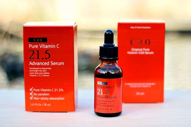 Review 4 loại Serum Vitamin C Timeless, OST 21.5, InstaNatural, timeless, vitamin c, serum vitamin c, serum timeless