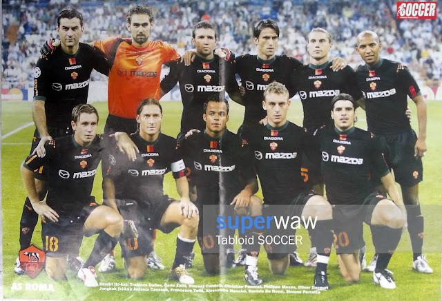 AS Roma 2004