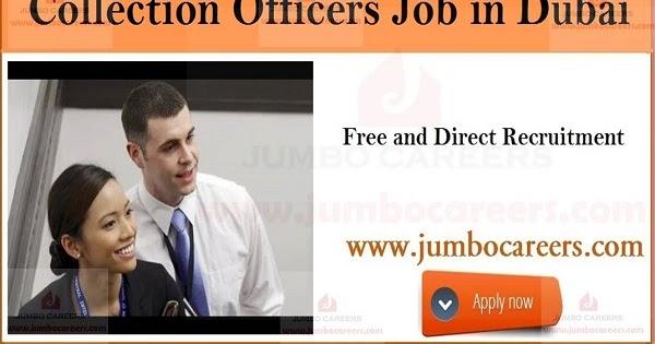 Collection-Officers-Job-Dubai  Th P Job For Dubai on computer science, civil engineering, for guyanese, quantity surveyor,