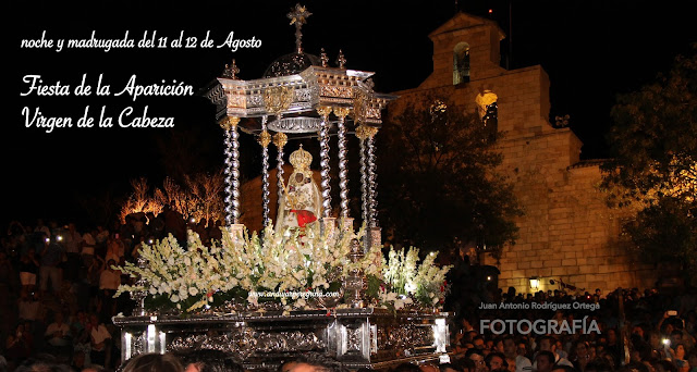 Aparicion Virgen de la Cabeza