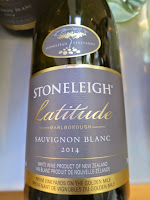 Stoneleigh Latitude Sauvignon Blanc 2014 from Marlborough, South Island, New Zealand (90+ pts)