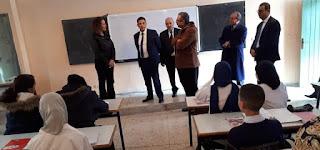 أمزازي بطنجة لترأس حفل تنصيب الرئيس الجديد لجامعة عبد المالك السعدي