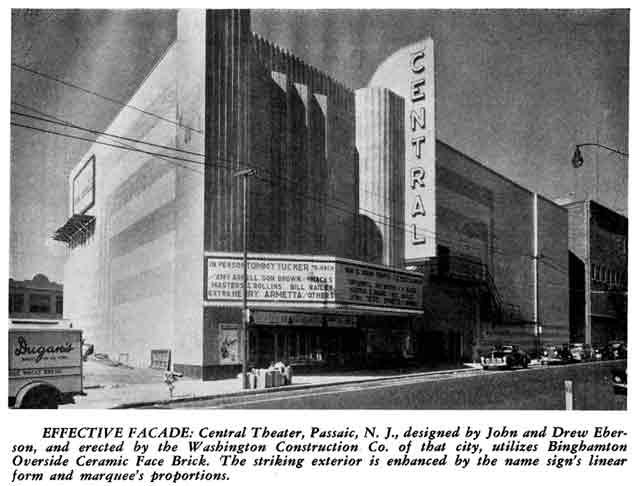 Central Theater in Passaic, New Jersey, 10 September 1941 worldwartwo.filminspector.com