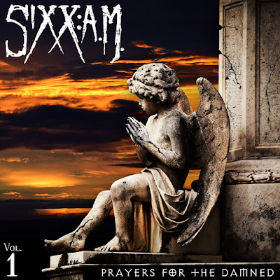 Sixx Am - Prayers For The Damned - cover album - 2016