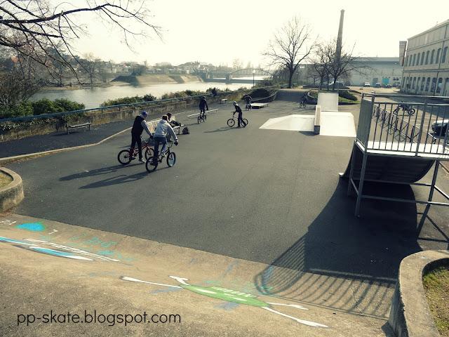 Skatepark Chatellerault