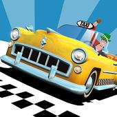 Download Game Crazy Taxi™ City Rush v1.7.2 Mod Apk