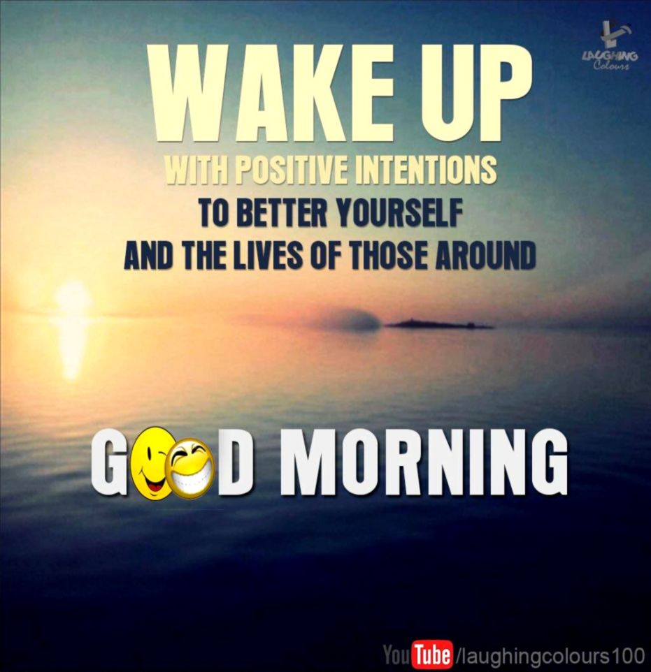 Inspirational Good Morning Quotes And Pictures Copy Wallpapers