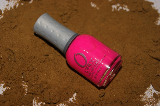 Orly Beach Cruiser Nail Lacquer Review The Sunday Girl