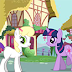mlp meet the ponies of ponyville adventure