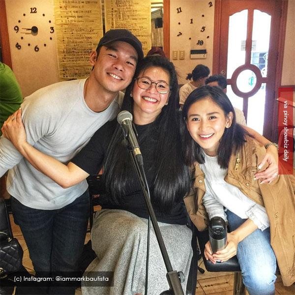 Mark Bautista, Regine Velasquez, Sarah Geronimo Reunited