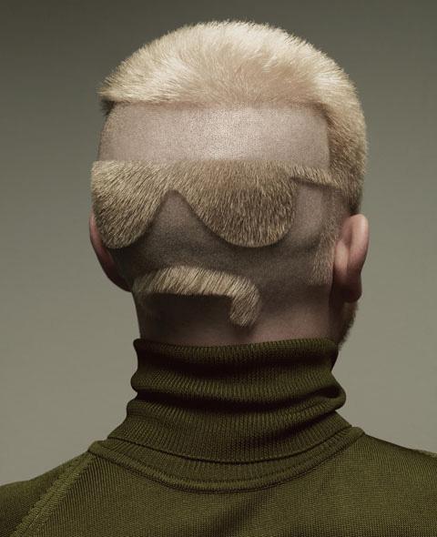 Hilarious Hair Styles For Men