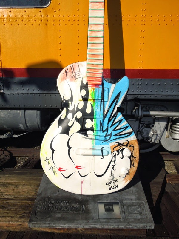 Jane's Addiction Empire of the Sun guitar tribute