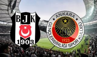 Beşiktaş – Gençlerbirliği Canli Maç İzle 10 Mart 2018