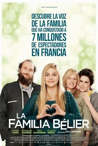 Cartel: La familia Bélier (2014)