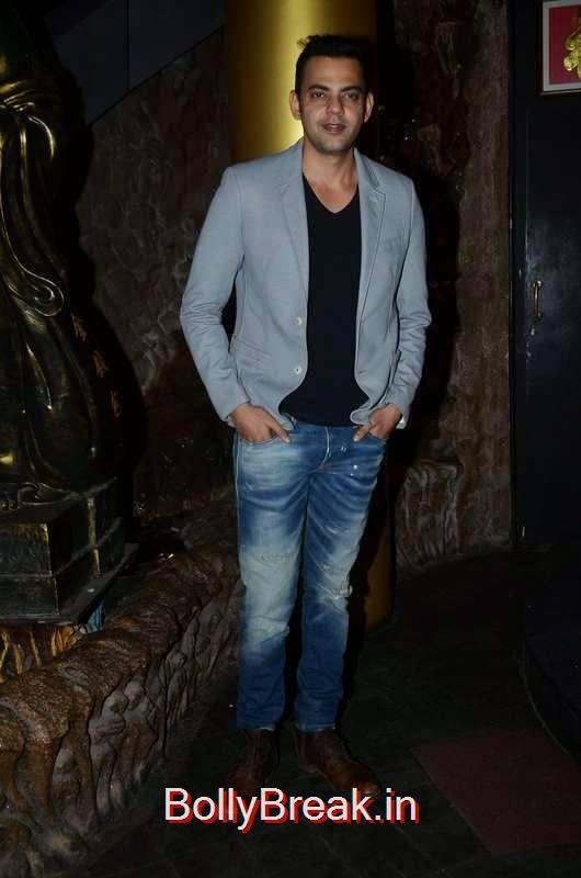 Cyrus Sahukar, Richa Chadda's Birthday Party Hot Images