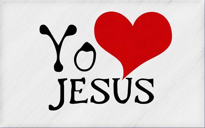 Resultado de imagen para Yo amo a jesus