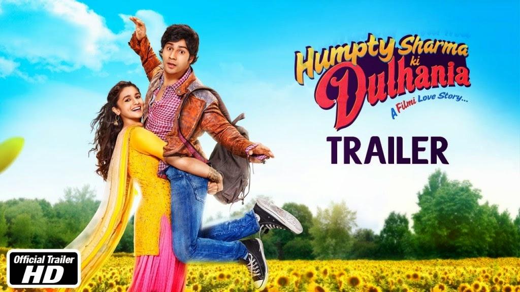 Humpty Sharma Ki Dulhania (2014) Full Theatrical Trailer Free Download And Watch Online at worldfree4u.com