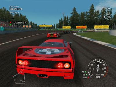 Ferrari Challenge Trofeo Pirelli (PS2) 2008