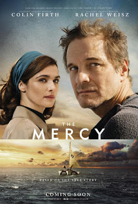 The Mercy 2018 DVD R2 PAL Spanish